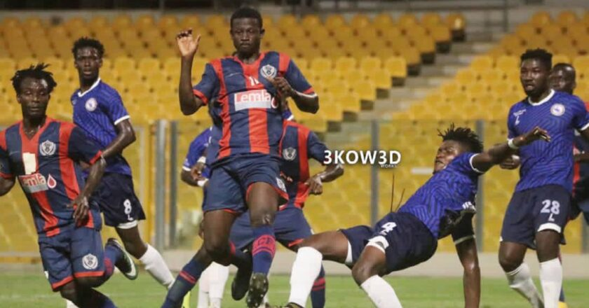 Ghana PL Match Preview and Prediction: Legon Cities vs Medeama