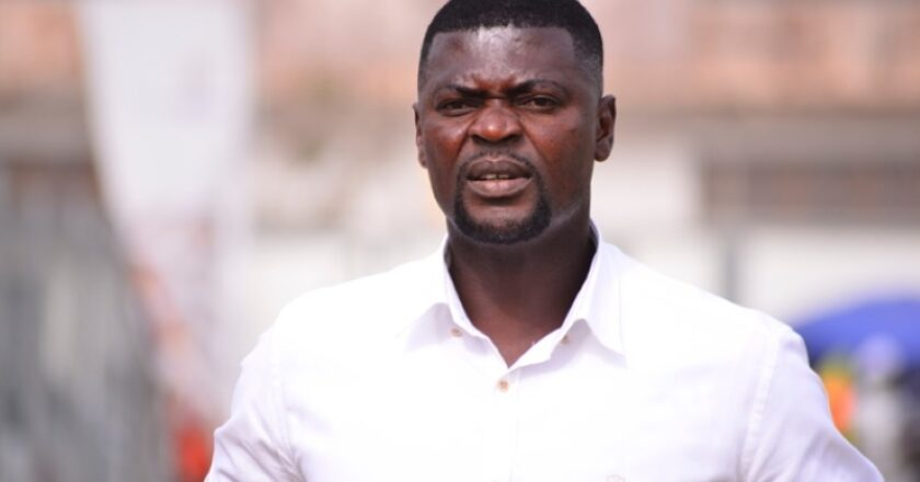 Hearts of Oak not thinking about the league title - coach Samuel Boadu