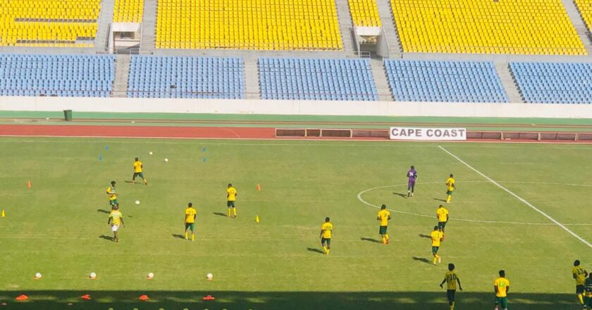 GPL Match Report: Ebusua Dwarfs beat Berekum Chelsea at Cape Coast