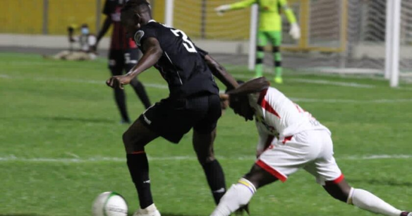 GPL Match Report: Inter Allies beat Hearts of Oak in Accra