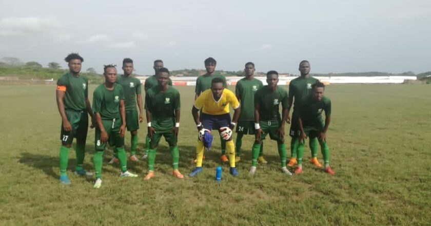 GPL Match Report: Elmina Sharks beat Aduana to register first win of the season