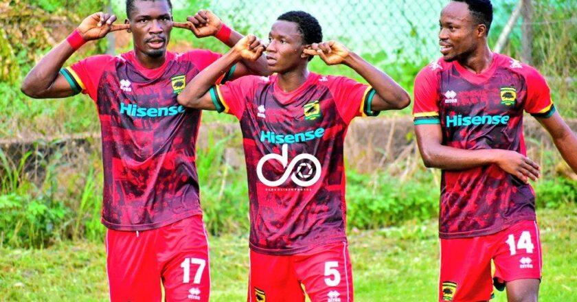 GPL Wk6 Report: Hearts, Kotoko, Bechem win as WAFA, Dreams lose