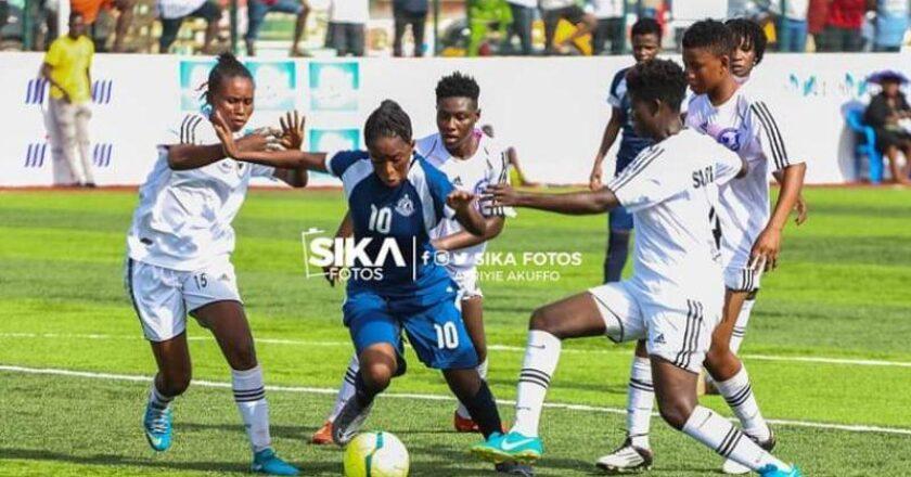 Ghana Women's Premier League 2020/21 fixtures released