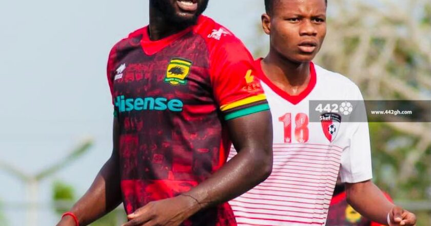 We lacked focus - Lawrence Agyekum on Kotoko draw