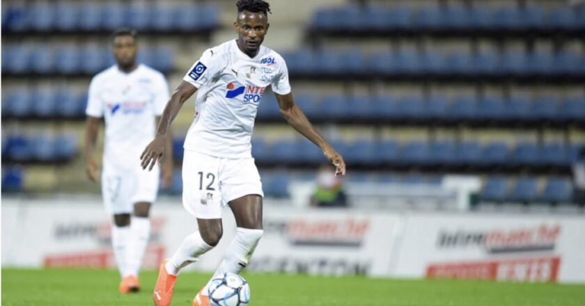 I want to score and assist more for Amiens - Emmanuel Lomotey