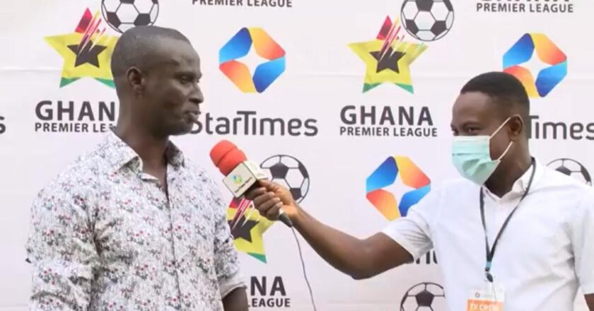 Bechem United coach feels humiliated after heavy defeat in Accra