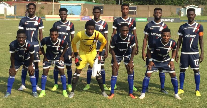 Watch Highlights: Liberty Professionals 1-2 Ebusua Dwarfs | GPL