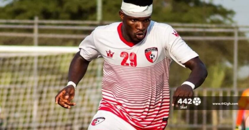 WAFA SC's Daniel Lomotey joining Tunisia outfit AS Soliman