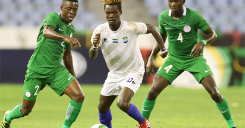 Ghana vs Nigeria -WAFU U17 Zone B