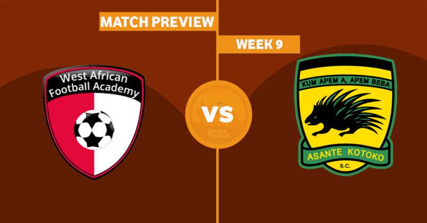 GPL Match Preview: WAFA SC vs Asante Kotoko