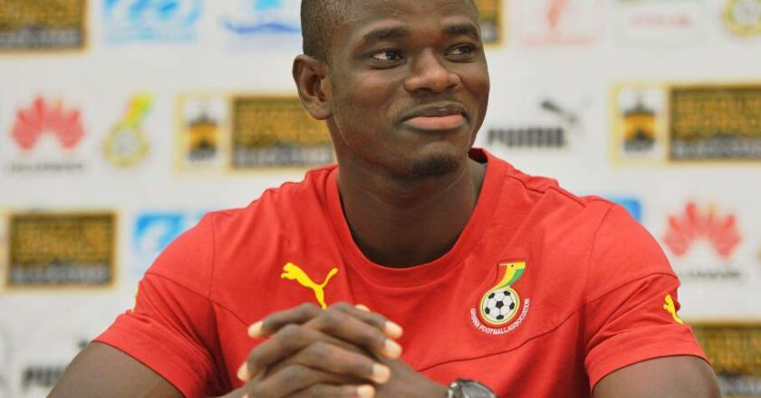 I enjoyed my stay with Granada than other clubs - Jonathan Mensah