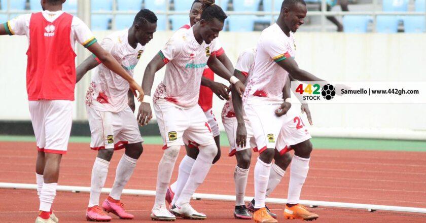 Watch Highlights: Ebusua Dwarfs 0-1 Asante Kotoko | Ghana Premier League