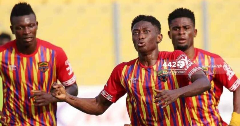 Watch Highlights: Hearts of Oak 2-0 Eleven Wonders | Ghana Premier League