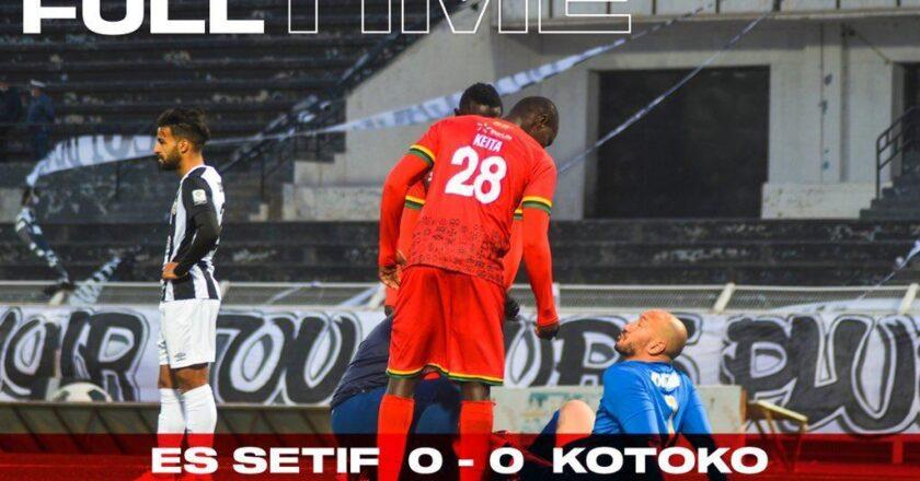 Watch Highlights: ES Setif 0-0 Asante Kotoko | CAF Confederation Cup