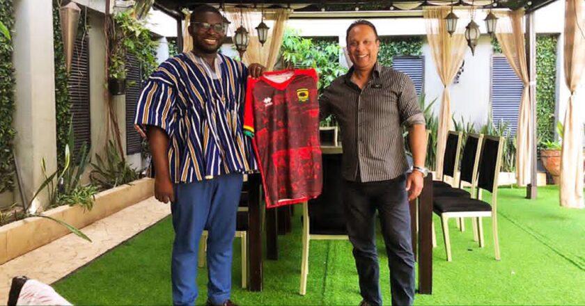 OFFICIAL: Asante Kotoko appoint Mariano Barreto as Head Coach