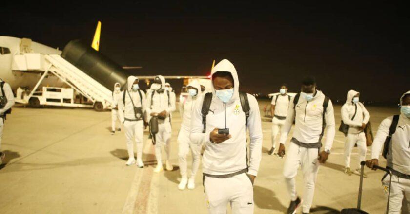 Ghana Vs São Tomé final qualifier to take place on Sunday