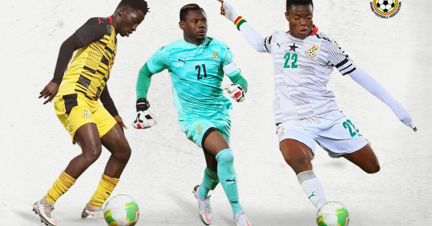 Danlad Ibrahim and two other Black Satellites players earn Black Stars call up