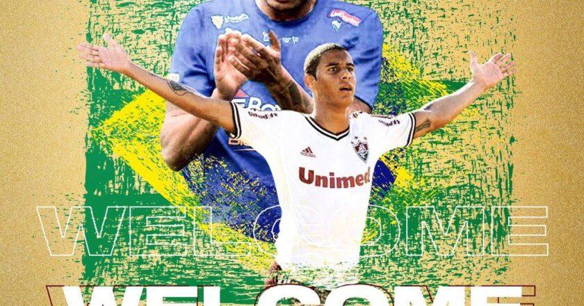 Asante Kotoko complete signing of Brazilian striker Michael Vinicius