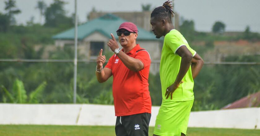 Mariano Barreto doesn't want Kotoko to make same mistake again