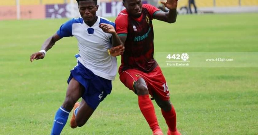 GPL Match Preview and Prediction: Great Olympics vs Asante Kotoko