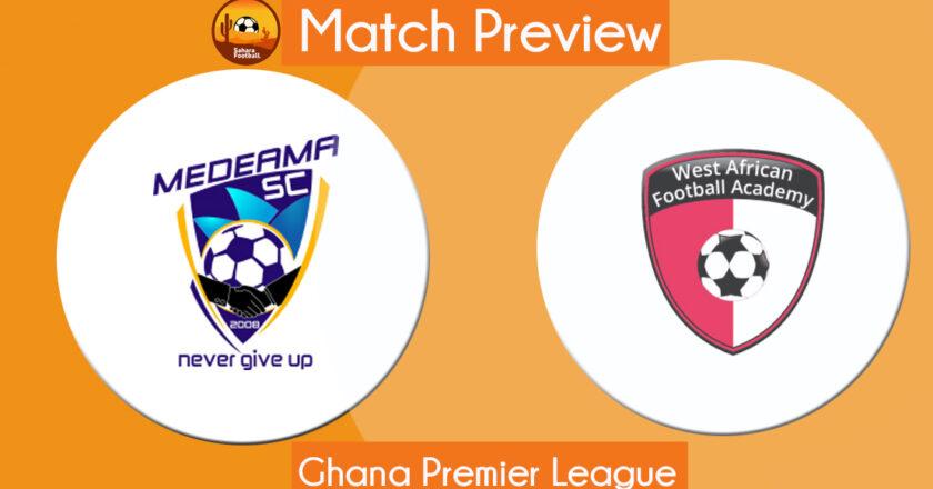 GPL Match Preview and Prediction: Medeama vs WAFA