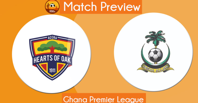 GPL Match Preview and Prediction: Hearts of Oak vs King Faisal